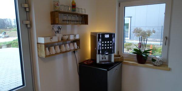 5 Kaffeeecke